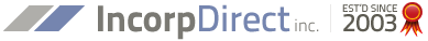 IncorpDirect logo